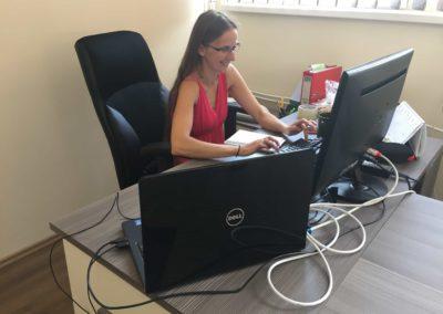 Életképek az irodában 1